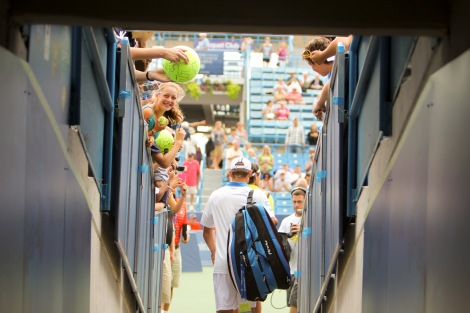 Photo assignment: Western & Southern Open